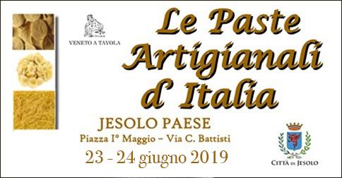 Le paste artigianali d'Italia