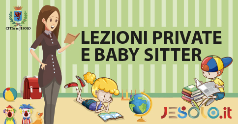 Lezioni private e baby sitter