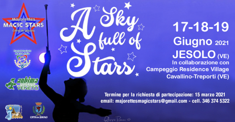 A Sky full of Stars a Jesolo