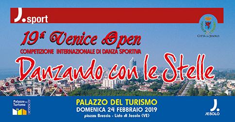 Venice Open gara di ballo a Jesolo