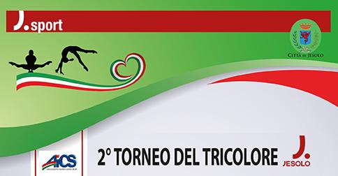 2° Torneo del Tricolore-Gara di ginnastica artistica a Jesolo il 12 maggio 2019