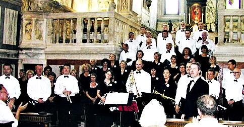 Cori tedeschi in concerto a Jesolo