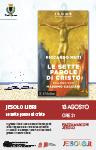 Riccardo Muti, Massimo Cacciari: Le sette parole di Cristo - Jesolo Libri 13 agosto 2021 Piazza Marconi