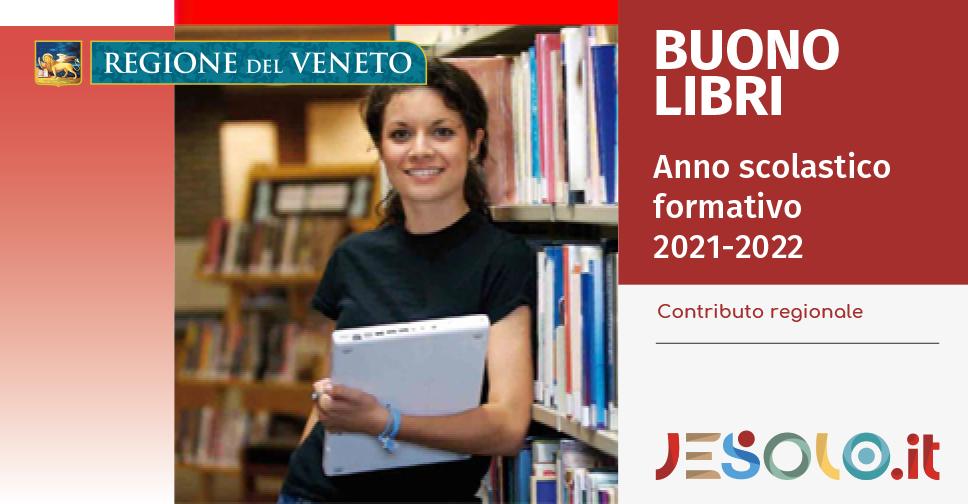 Buono Libri e contenuti didattici alternativi 2021-2022