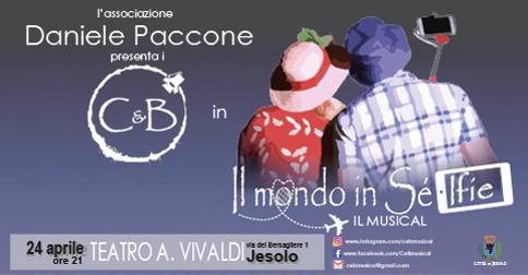 Il Mondo in sé(lfie) - musical a Jesolo