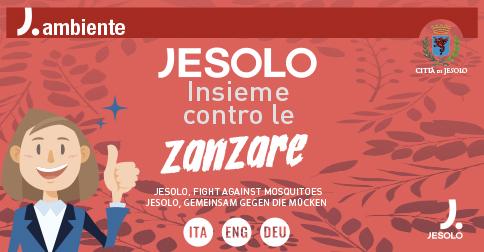 Jesolo Insieme contro le zanzare