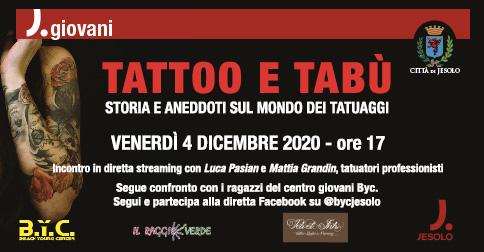 BYC Tatoo e tabù