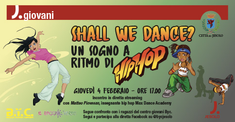 Shall we dance? Un sogno a ritmo di Hip Hop