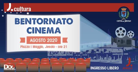 Bentornato cinema 2020