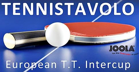 Racchetta e pallina di tennis tavolo