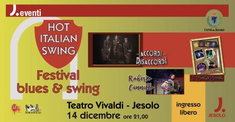 Hot Italian Swing a Jesolo