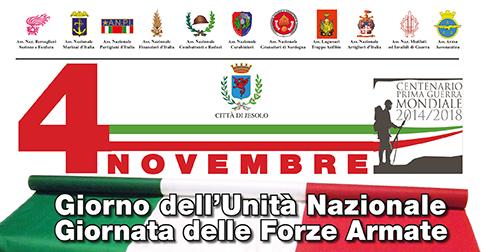 Giorno dell'Unità Nazionale e Giornata delle Forze Armate
