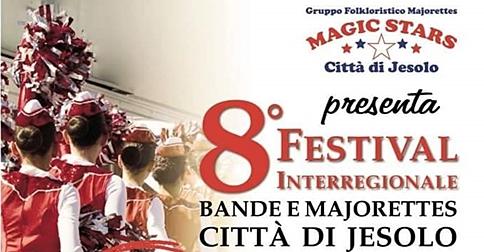 VIII° Festival Interregionale di bande e majorette