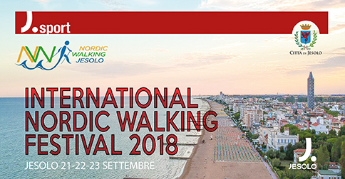 International Nordic Walking Festival a Jesolo