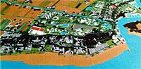 Veduta aerea del territorio