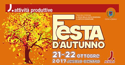 Festa d'autunno 2017