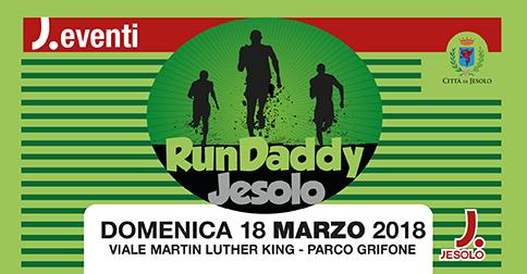 RunDaddy Jesolo, 18 marzo 2018