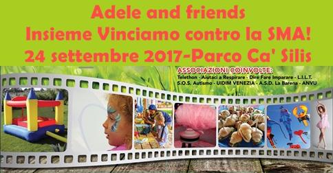 Adele and Friends - giornata all'insegna del divertimento per tutta la  famiglia, 24 settembre 2017 parco Ca' Silis di Jesolo