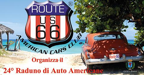 Route 66 raduno di auto americane a Jesolo