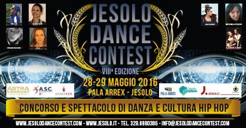 jesolo dance contest 2016