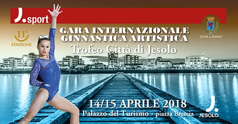 Trofeo Città di Jesolo Ginnastica artistica 2018