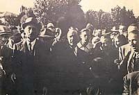 foto di silvio trentin con altre persone