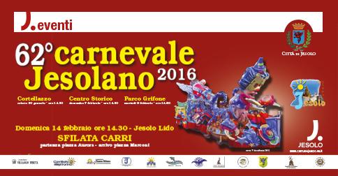 Jesolo Carnevale 2016