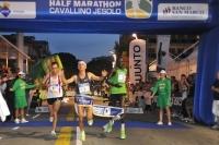 Moonlight Half Marathon a jesolo - arrivo
