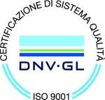 logo certificazione 9001