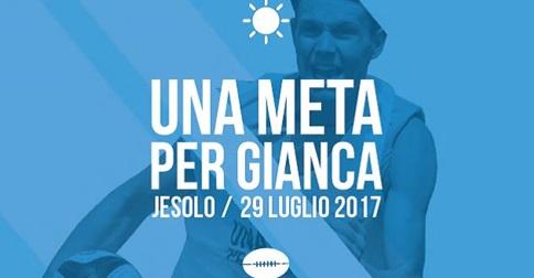 Una meta per Gianca 2017