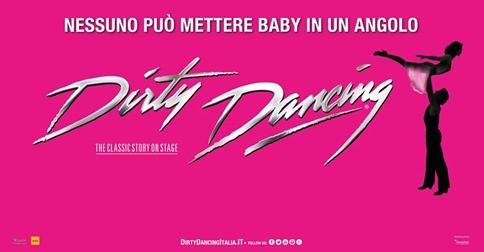 Dirty Dancing, il Musical, alPalazzo del Turismo di Jesolo il 16 novembre 2018