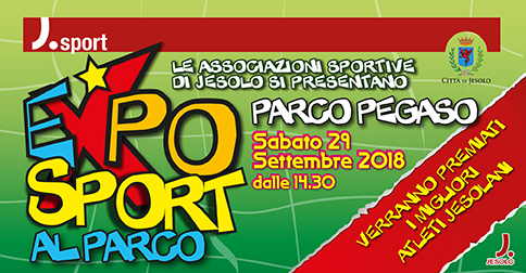A Jesolo Expo Sport 2018