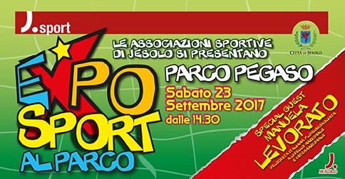 A Jesolo Expo Sport 2017