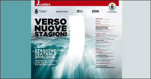 Verso Nuove Stagioni 2015-2016