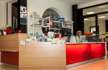 Desk prestito e informazioni
