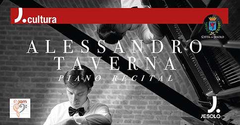 Alessandro Taverna Piano recital a Jesolo, Chiesa di S. M. Assunta - Passarella