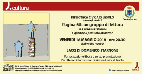 Gruppo di lettura-Biblioteca Civica di Jesolo