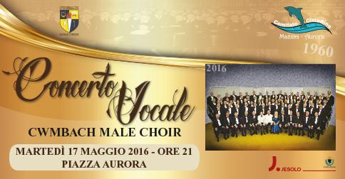 Cwmbach Male Choir