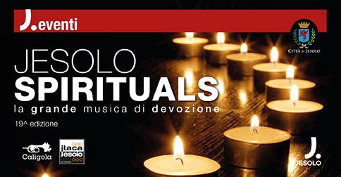 Jesolo spirituals la grande musica di devozione