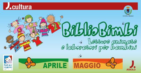 bliobimbi letture animate e laboratori per bambini a Jesolo