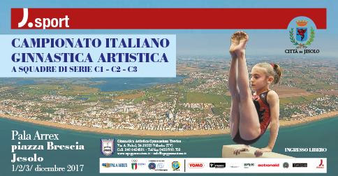 Campionato Italiano Ginnastica Artistica a Squadre Serie C1-C2