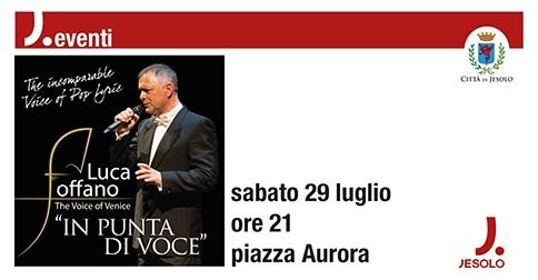 Luca Foffano - In punta di voce