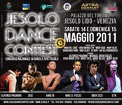 locandina Jesolo Dance Contest 2011