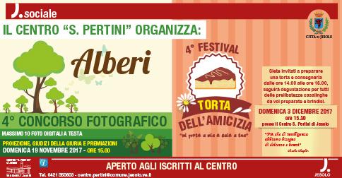 Premiazione concorso fotografico e 4° Festival della Torta dell'Amicizia - Centro Pertini di Jesolo