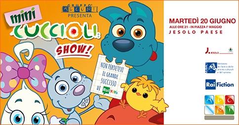 MiniCuccioli Show