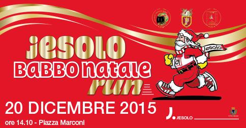 Jesolo Babbo Natale Run 2015