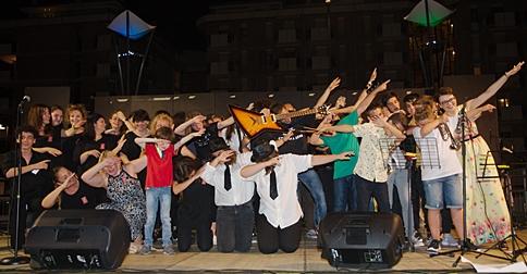 Concerto Scuola Monteverdi 2018 a Jesolo