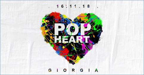 Giorgia - Pop Heart Tour a Jesolo il 18 aprile 2019