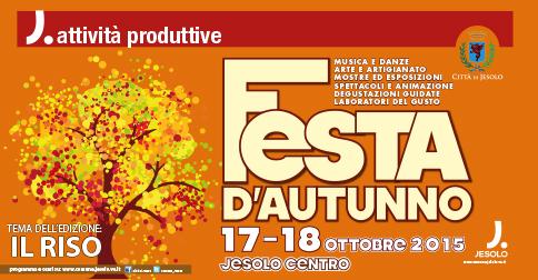 Festa d'autunno 2015